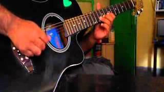 Tum Bin Jaaun kahan (Mandolin-Intro part in Guitar)