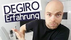 Meine Erfahrung mit DEGIRO