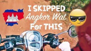 🇰🇭 I SKIPPED Angkor Wat for THIS! 😮