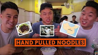 CHINESE HAND PULLED NOODLES (Lanzhou, China) - Fung Bros Food
