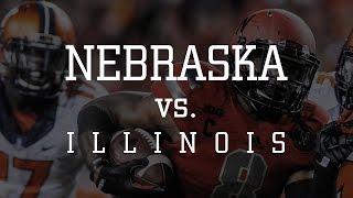 Week 5 - Nebraska vs. Illinois 2014