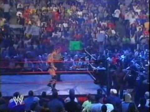 The Rock vs Triple H Part 1
