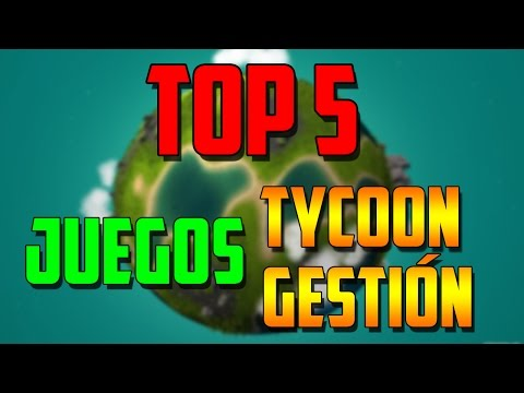 [SPANISH] Top 5 tycoon and management games