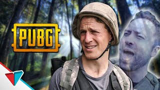 Talking to a hacker in PUBG - Cheater
