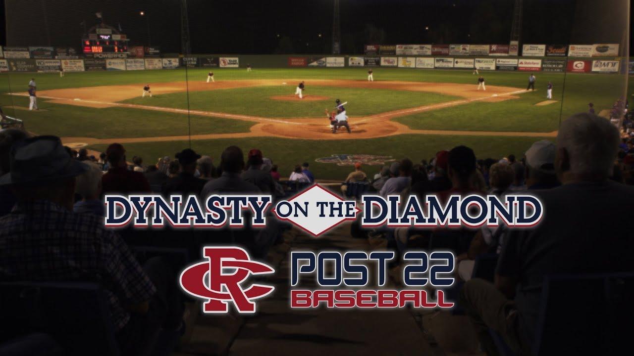 Dynasty on the Diamond: Post 22 Baseball