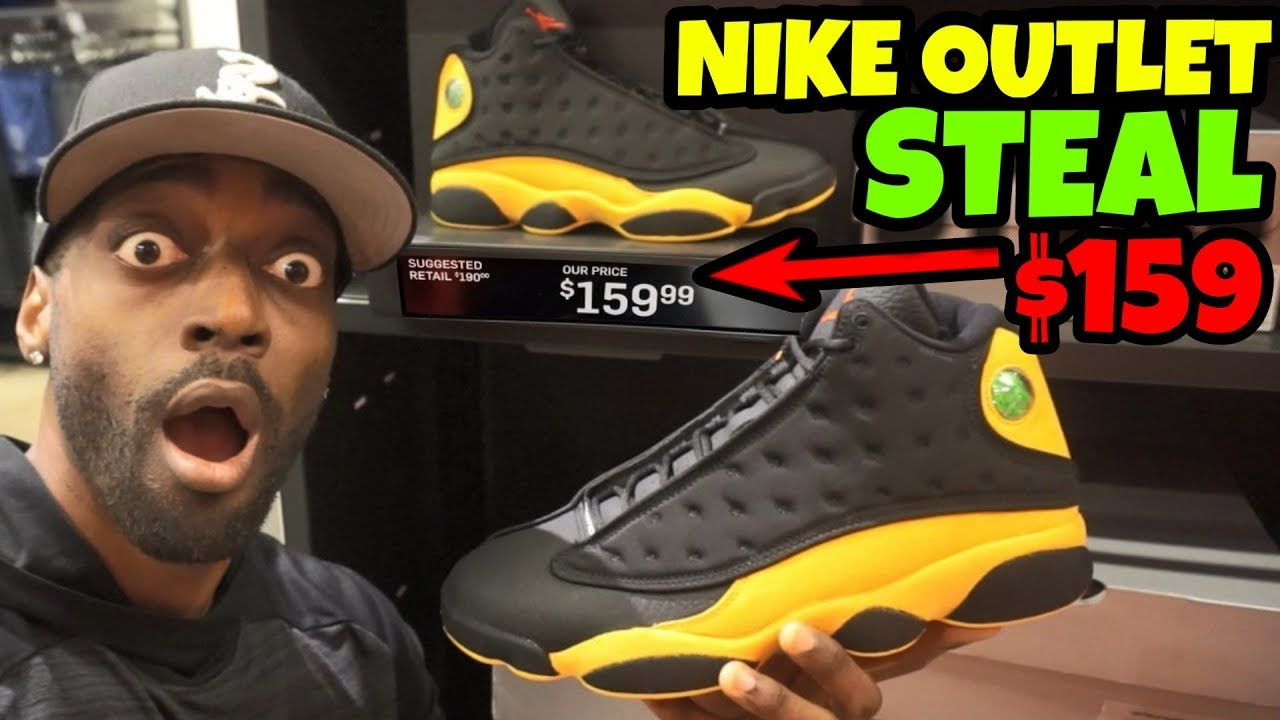 finest selection 7f8fe 3fe64 Jordan 13 Melo s At Nike Outlets For Only  159!! CRAZY STEALS!!!