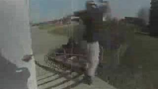 Montage of old clips, featuriing: James Short, Mark Kaiser, Jake Ro...