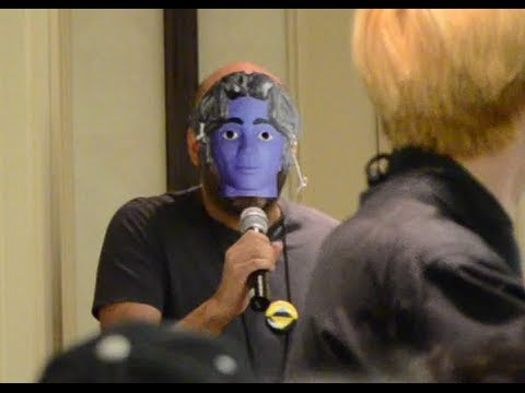 ReBoot Panel - Anime North 2014, 1/4 Ft. Michael Benyaer and Scott McNeil