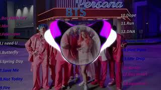 BTS - NHỮNG BÀI HÁT HUYỀN THOẠI 8D AUDIO ( 2019 )
