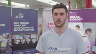 Jack Gordon, BSc (Hons) Police and Criminal Investigation