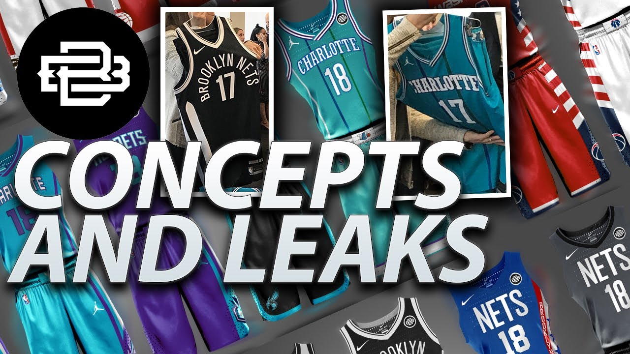 4bee882d NBA Nike Concept Jerseys, Leaks, and Thoughts 2017-18 - YouTube
