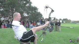 Matt Stutzman - Armless Archer Breaks World Record