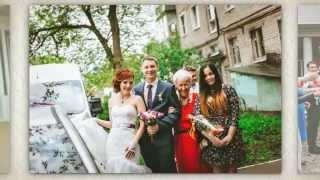 Свадебный день - Антон и Оксана