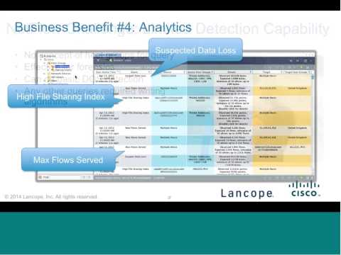 Cisco CSIRT Case Study: Forensic Investigations with NetFlow