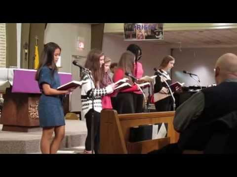 St Edward the Confessor Christmas Concert 2014