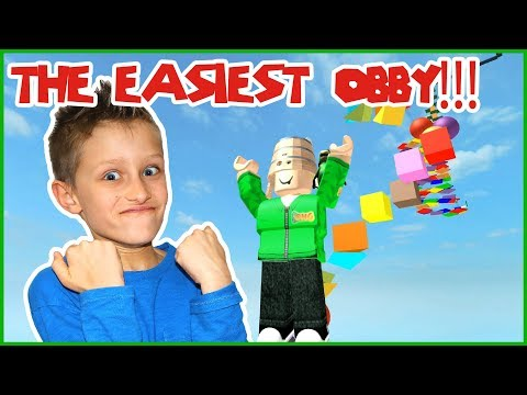 The Easiest OBBY in Roblox!