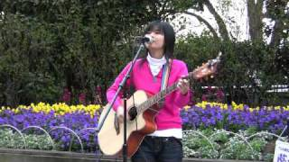 Aizawa Yurie is a Japanese singer-songwriter age 18. She is not onl...