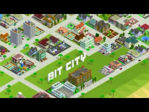 Bit City - Android Gameplay (by NimbleBit LLC)