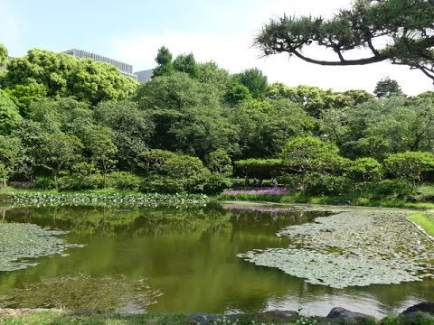 The Imperial Palace, Tokyo, Japan - East Gardens