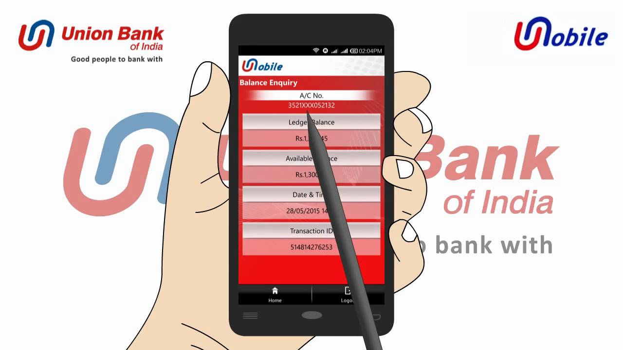 union bank of india 3d secure pin