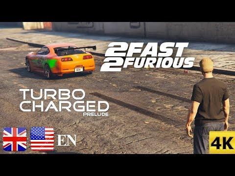 2 Fast 2 Furious Prelude (VO/EN) 4K