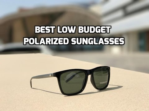 Polarized Sunglasses || Unboxing and Review || Aliexpress