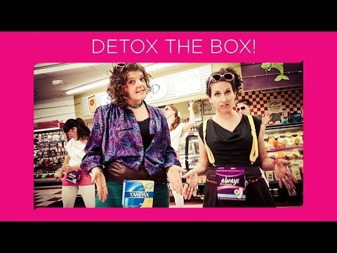 "Detox the Box - Spoof of Justin Timberlake's ""Dick in a Box"" on SNL"