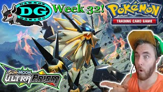 Pokemon TCG Booster Pack Opening - Sun and Moon Ultra Prism -  Week 32!!