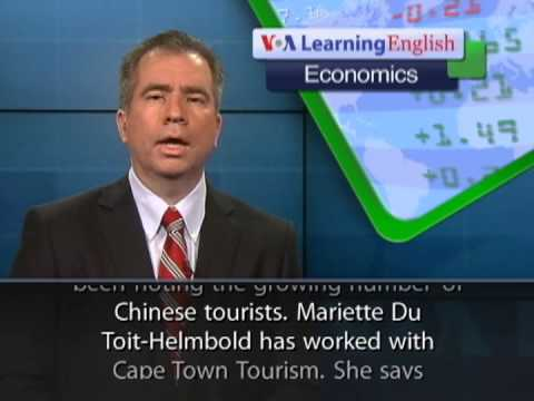 Chinese Interest in South Africa Grows voa special english 2013