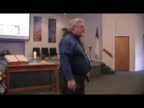 150412 The Trinity of God by Dr. Harry Morgan