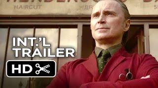 Barney Thomson Official Trailer 1 (2015) - Emma Thompson Movie HD