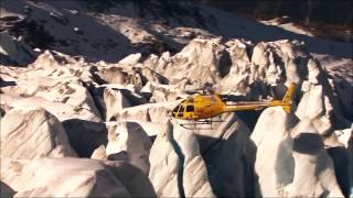 Helicopter flights over Chamonix and Mont Blanc - Chamonix All Year