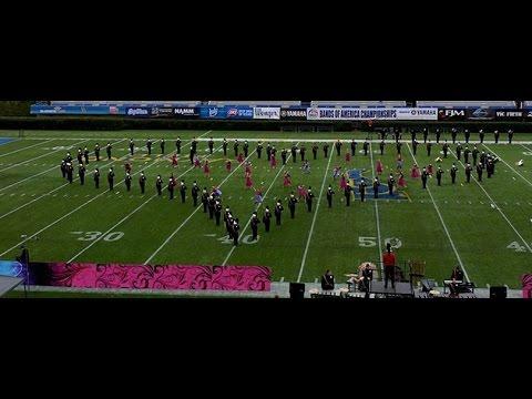Bridgewater- Raritan High School Marching Band 2015 Snare Cam