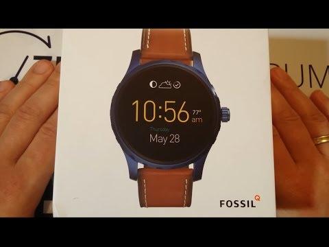 Fossil Q Marshal Smartwatch - recenzja by Matej