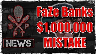 FAZE BANKS Drops $1,000,000 to LAWSUIT?