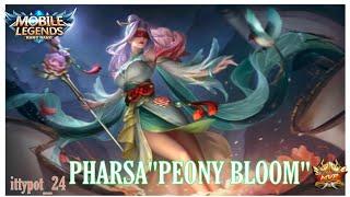 """MLBB:PHARSA""""PEONY BLOOM&q…"""