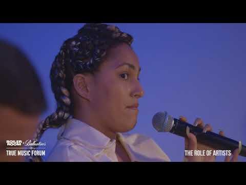 Boiler Room x Ballantine's True Music Forum - The Role of Artists