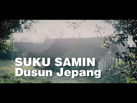 """#INDONESIAN CULTURE """"Suku Samin dusun Jepang - Bojonegoro Jawatimur"""""""