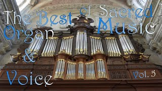 the best of sacred music vol 5 for organ and voice