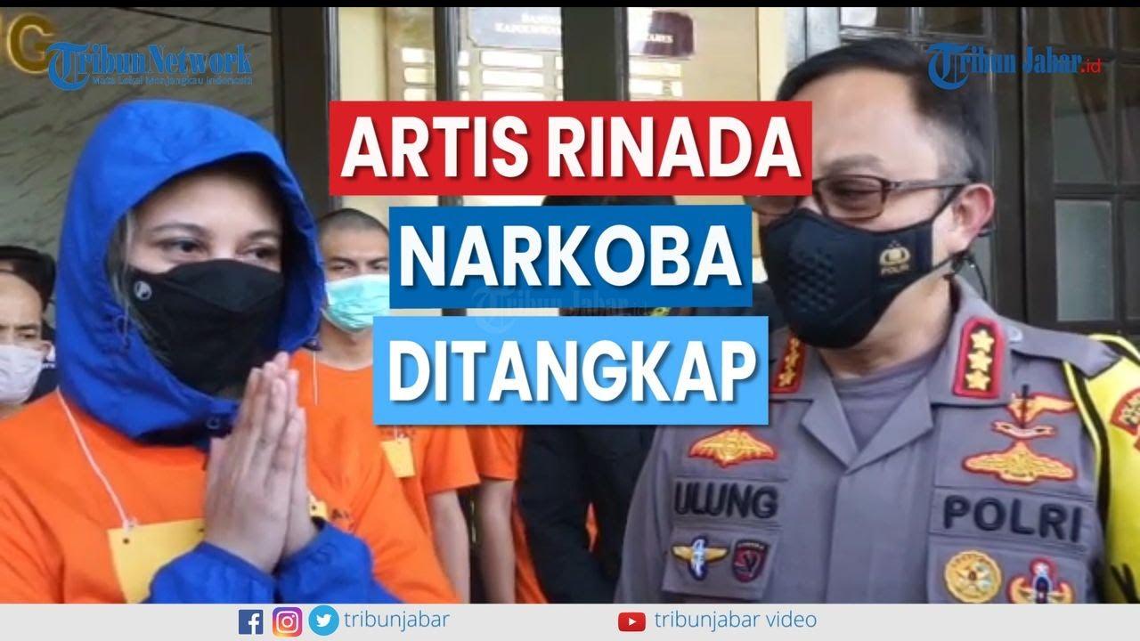 Penyanyi Rinada Tersandung Narkoba, Mantan Istri Andhika The Titans Ditangkap Polisi