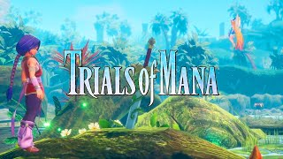 Trials Of Mana - Official Gameplay Trailer