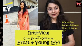 #9 Cyber Security Career in India | Certifications required   | EY Placement Questions