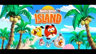 Angry Birds Island Gameplay
