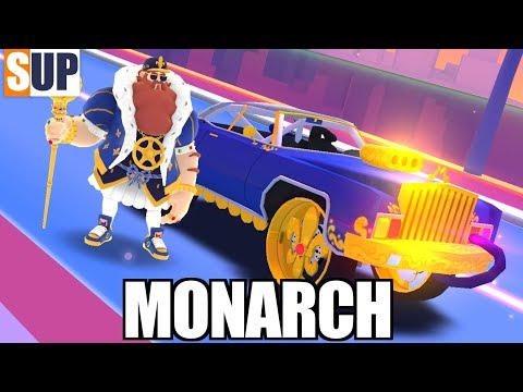 SUP multiplayer racing MONARCH , event stuff, victory animation what ,device issues