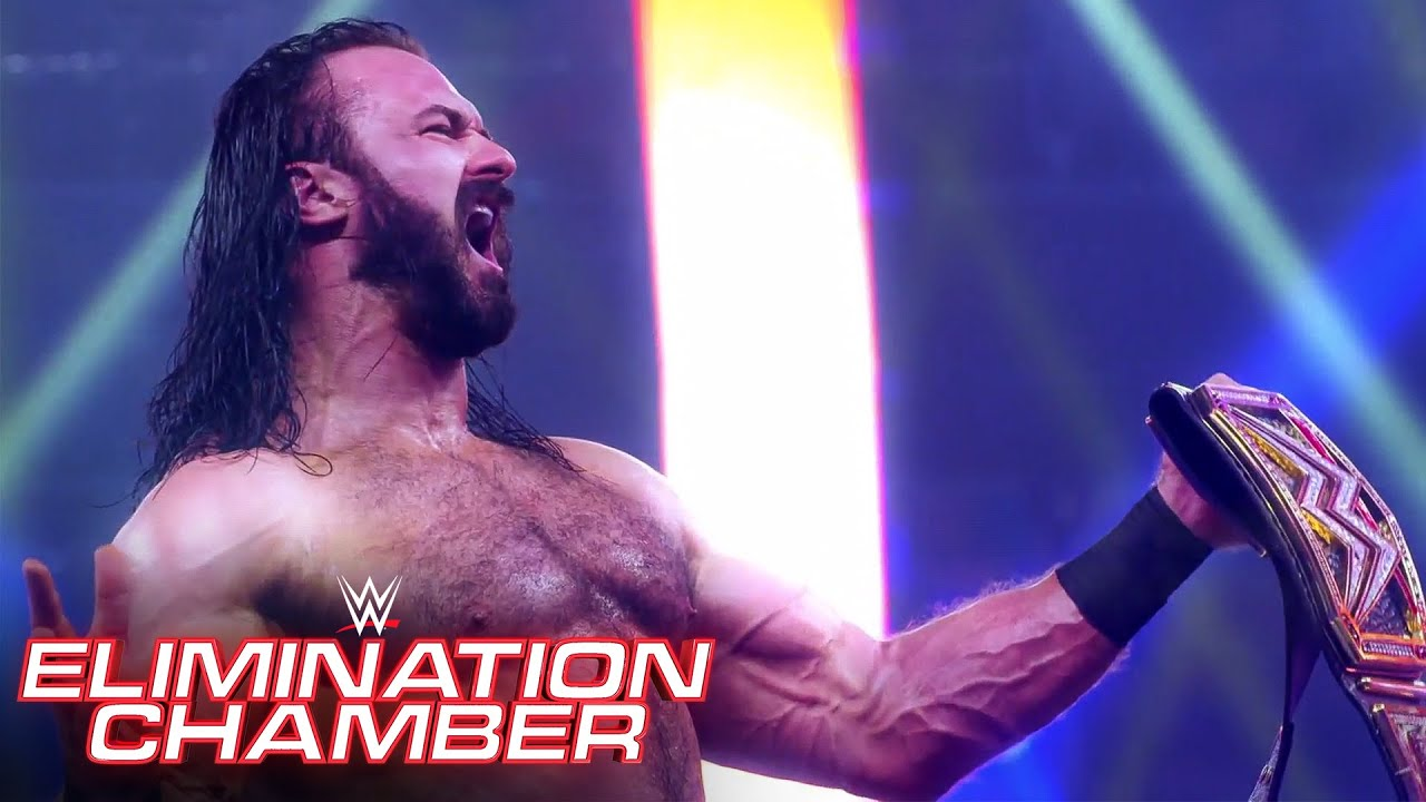 Elimination Chamber closes in on title picture: WWE Elimination Chamber 2021 (WWE Network Exclusive)