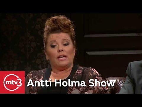 Äiti vai tytär? | Antti Holma Show | MTV3