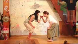 青木麻由子と松岡弘子の影舞。第5回まわんか/影舞を終えて。 ・・・ ...