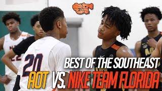 BEST of the SOUTHEAST CLASH | A.O.T vs. NIKE TEAM FLORIDA