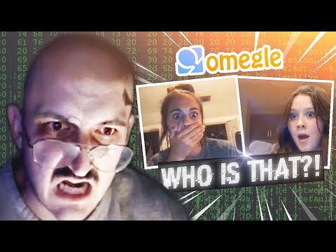 Download Hacking Into OMEGLE Calls Prank (Funny Jumpscare Reactions) Part#5