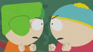 South Park - Kyle vs Cartman